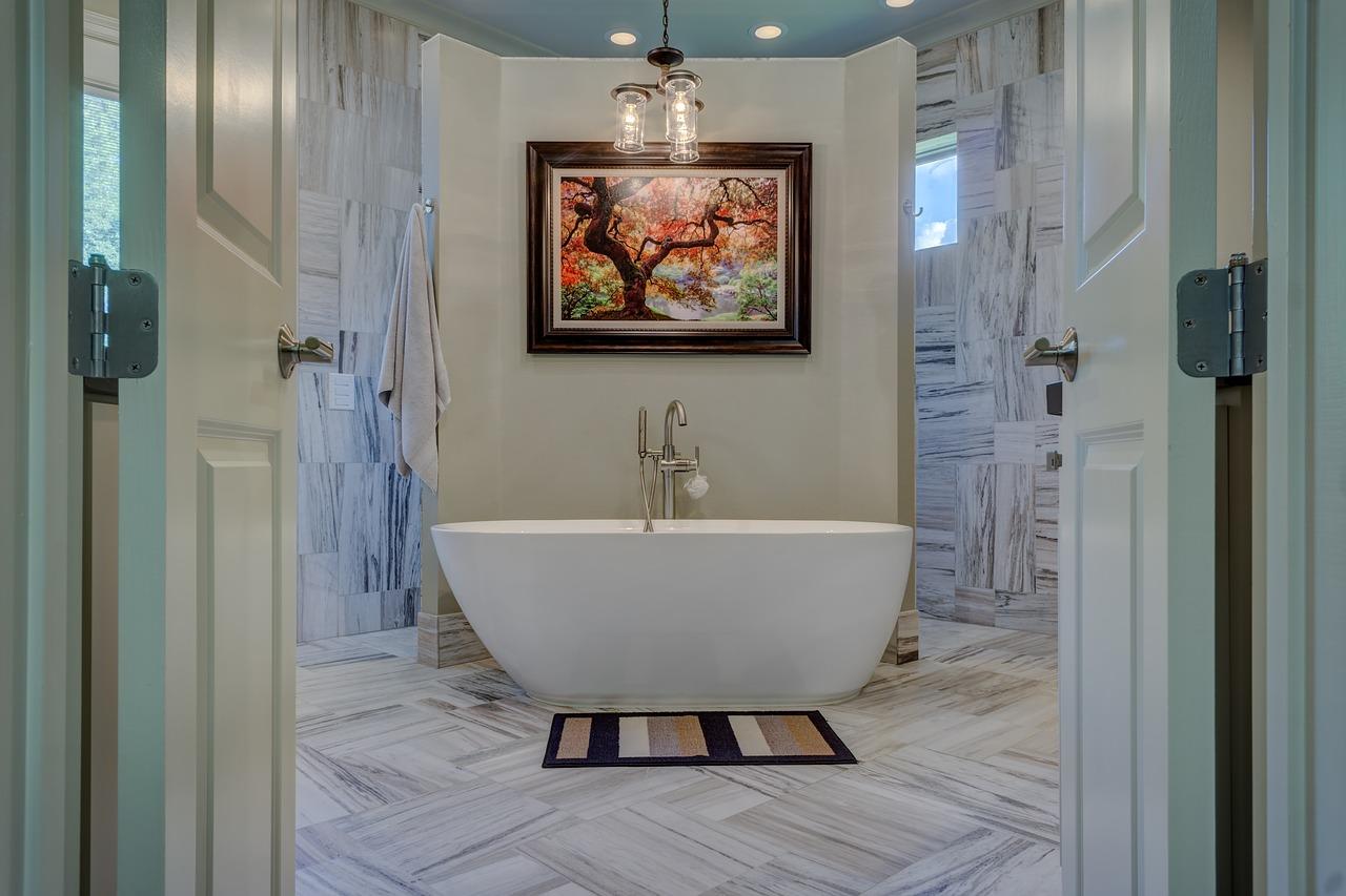 Rinnovare Il Bagno Senza Demolire ristrutturare il bagno: quali pavimenti scegliere - ilmiotg